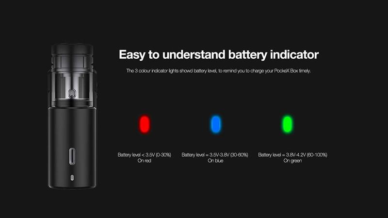 Easy To Understand Battery Indicator