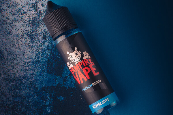 Heisenberg flavour Koncept short-fill e-liquid