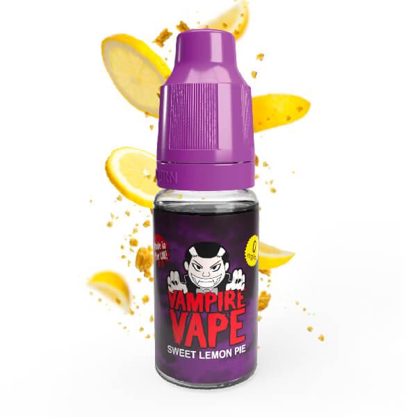 Award-winning sweet lemon pie e-liquid
