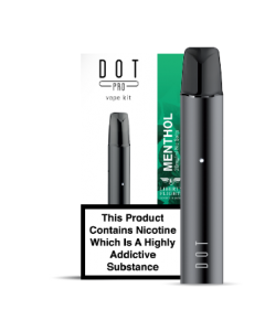 Menthol Dot Pro Vape Kit (Liberty Flights)