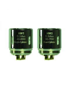 HW Dual Coil Head Pack of 2