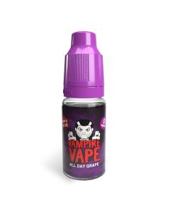 All Day Grape - 10ml Vampire Vape E-Liquid