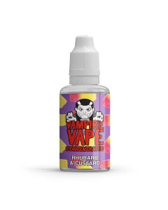 Rhubarb & Custard Flavour Concentrate 30ml