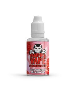 Strawberry Milkshake Flavour Concentrate 30ml