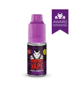 Sweet Lemon Pie - 10ml Vampire Vape E-liquid