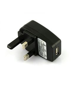 USB Mains Wall Adapter