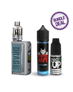 VooPoo Drag 3 Kit + 1 Koncept + 1 Nic It Up