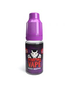 Berry Menthol - 10ml Vampire Vape E-Liquid