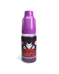 Strawberry Milkshake - 10ml Vampire Vape E-Liquid