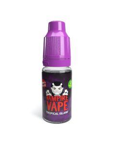 Tropical Island - 10ml Vampire Vape E-Liquid