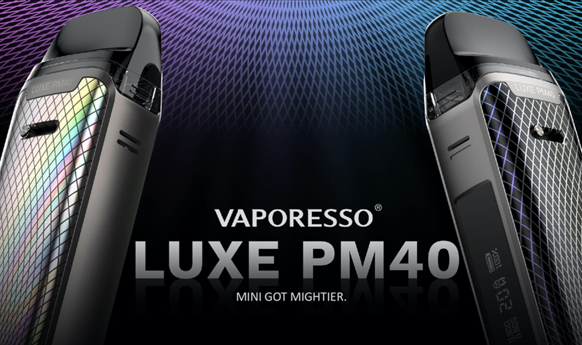 Vaporesso Luxe PM40 pod kit image