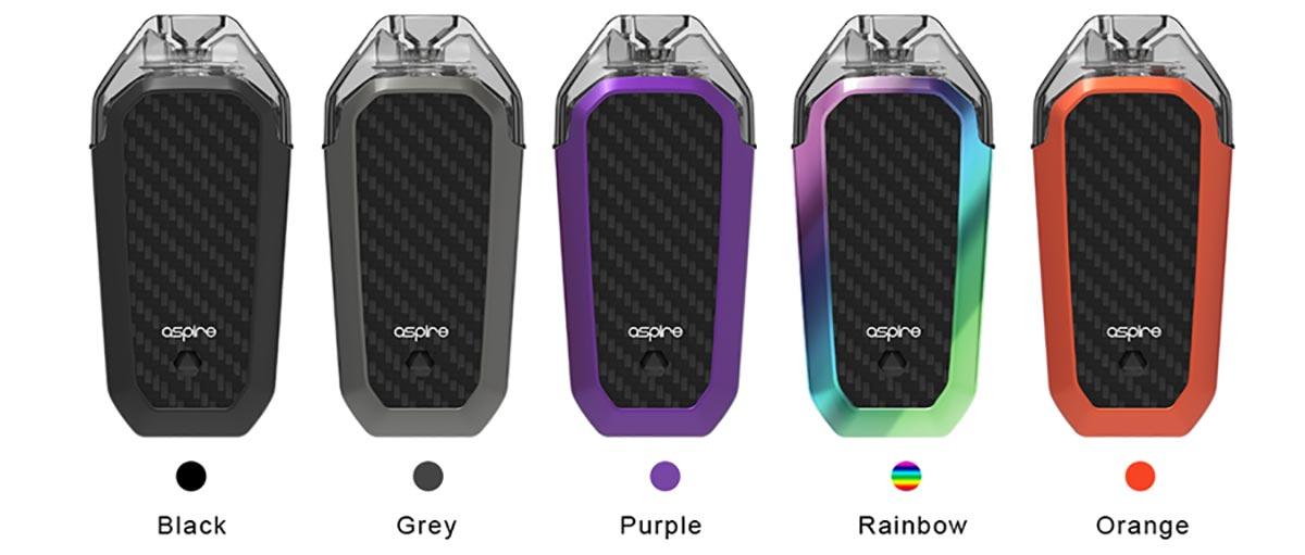 Aspire AVP Colours