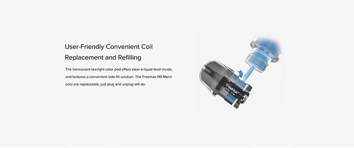 Freemax MaxPod coil