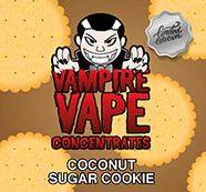 Coconut Sugar Cookie Flavour