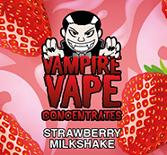 Strawberry Milkshake Flavour