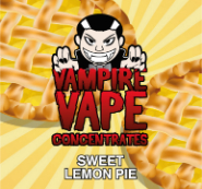 Sweet Lemon Pie Flavour