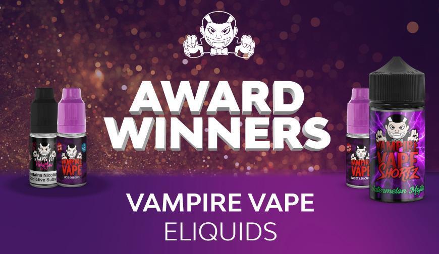 Award-Winning E-Liquids