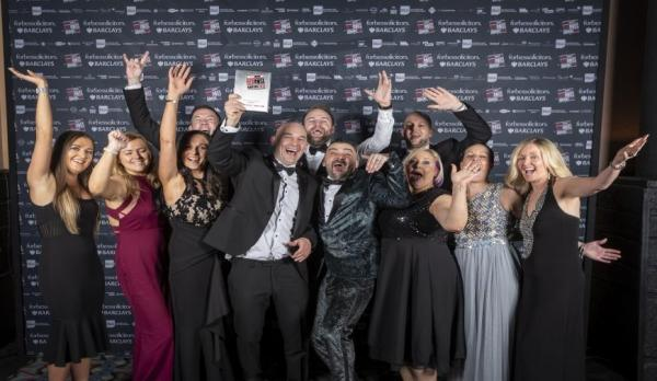 Flavour Warehouse Wins TWO Red Rose Awards