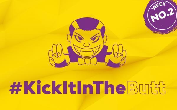 Kick It In The Butt Week 2 Update