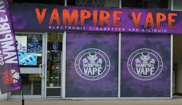 RSPH Give Thumbs up to Vape Shops