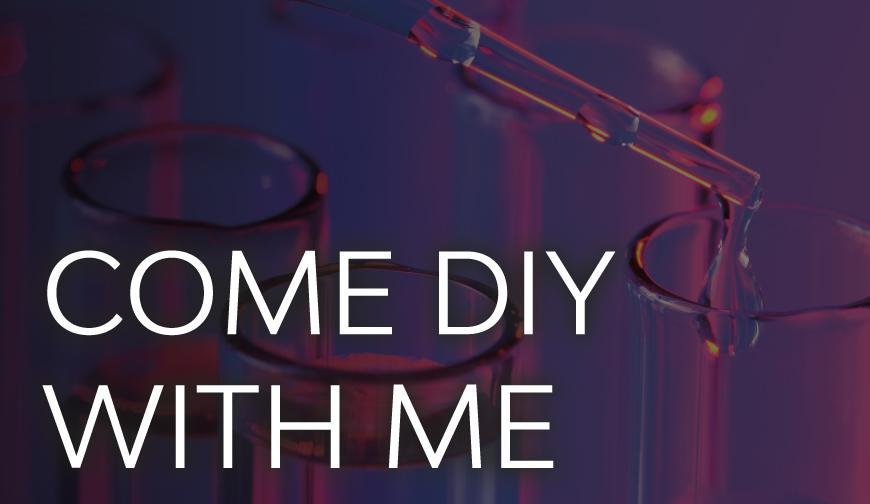 Come DIY With Me Competition