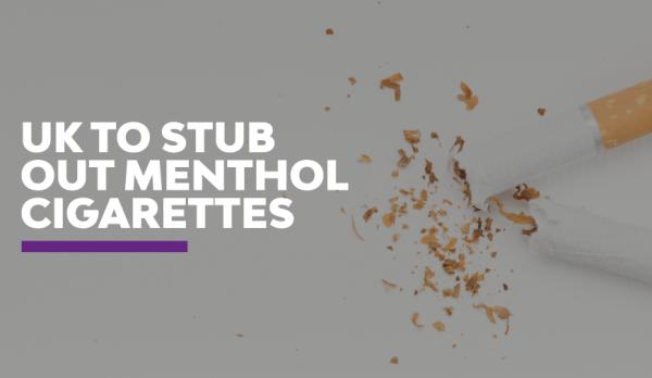 UK to Stub Out Menthol Cigarettes