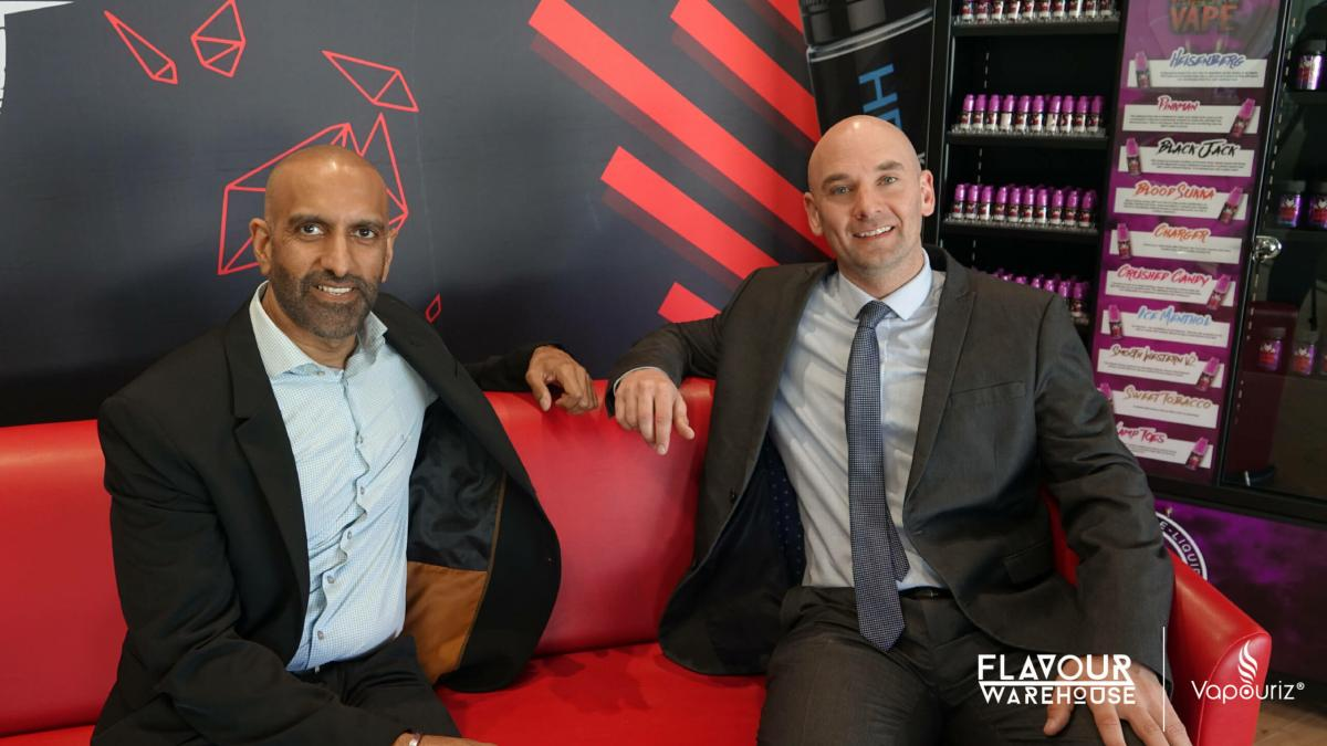 Flavour Warehouse Completes The Acquisition Of Vapouriz As Rapid Growth Continues During Lockdown