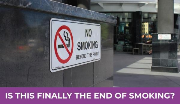 Is This Finally, the End of Smoking?