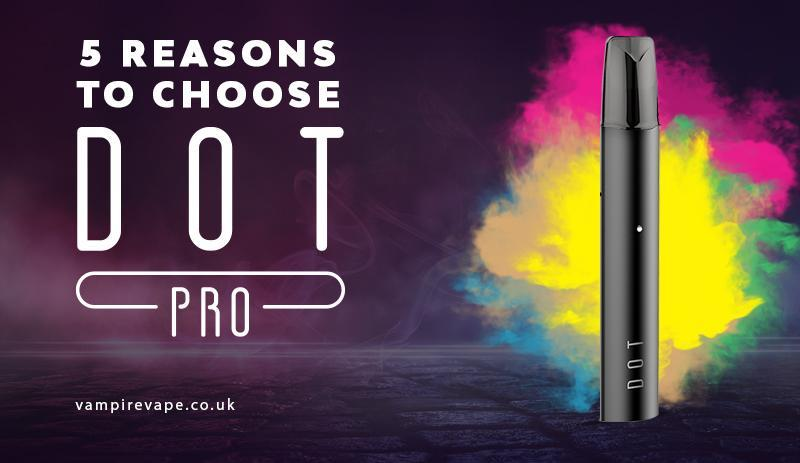 5 Reasons To Choose A Dot Pro