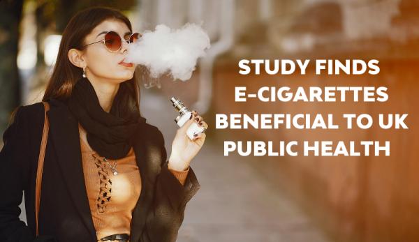E-Cigarettes Beneficial To UK Public Health