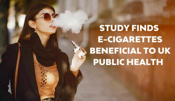 E-Cigarettes Beneficial To UK Public Health