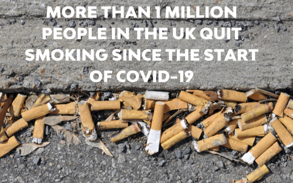 More Than 1 Million People In The UK Quit Smoking Since The Start Of COVID-19