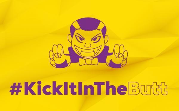 Kick It In The Butt